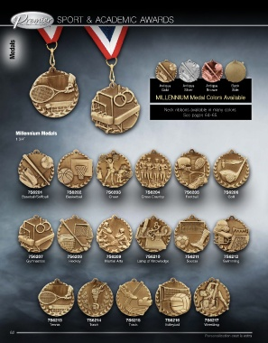Page 15 - Medals